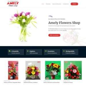 Amely Flowers Shop